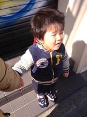 朝のとらちゃん 2013/3/11