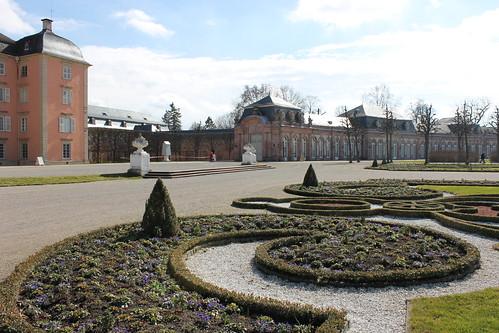 2013.03.09.239 - SCHWETZINGEN - Schwetzinger Schlossgarten - Südlicher Zirkelbau