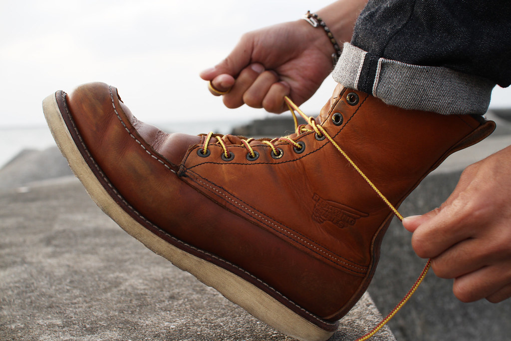 Red Wing 877, Shoes, Boots, Made in USA