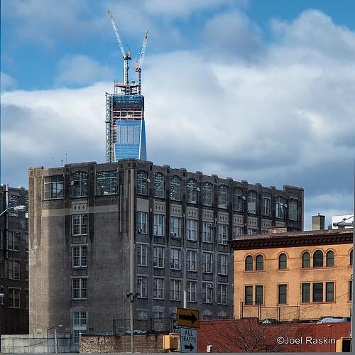 1WTC - Essex Street