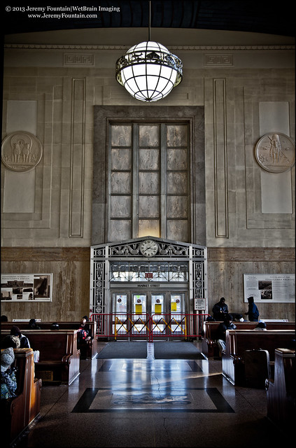 Newark Penn Station (1935)