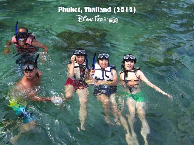 Phi Phi Island - Snorkelling @ Sam Had