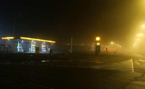 Un pieno di foschia by Claudio61 una foto ferma un ricordo nel tempo