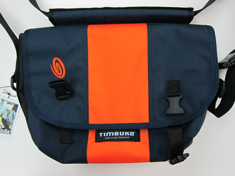 Timbuk2 Custom Laptop Messenger Bag - Front View