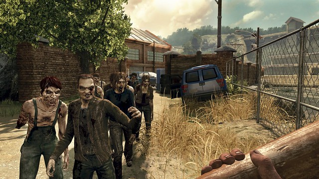 The Walking Dead: Survival Instinct for PS3