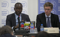 Internet Freedom Fellowship 2013, Geneva. Switzerland.
