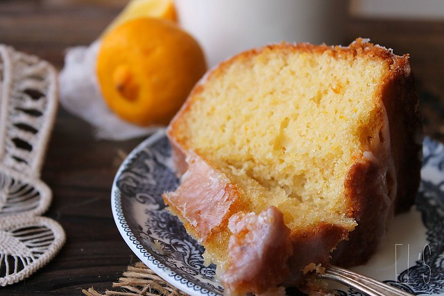 Bundt cake au thé