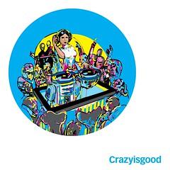 SML8ED Princess Leia DJ: Rev 002 / Crazyisgood / SML.20130323.GWTF