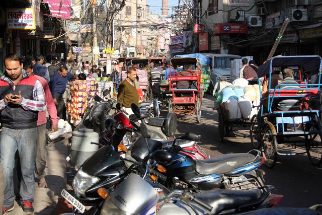 Chandni Chowk & Chawri Bazar