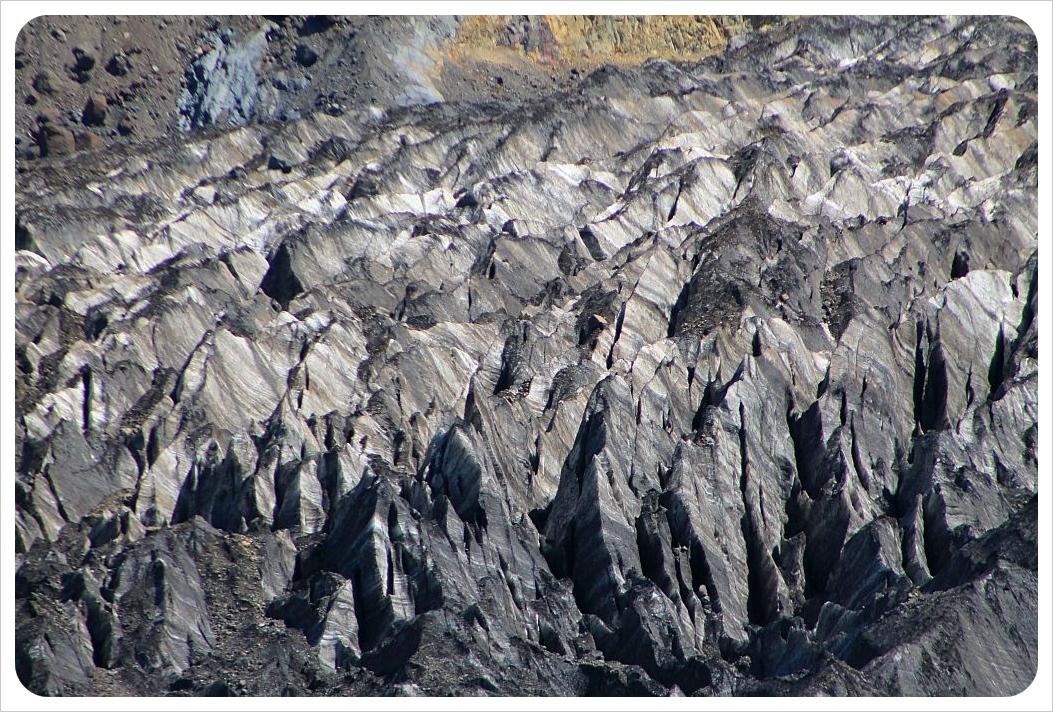 nahuel huapi national park black ice