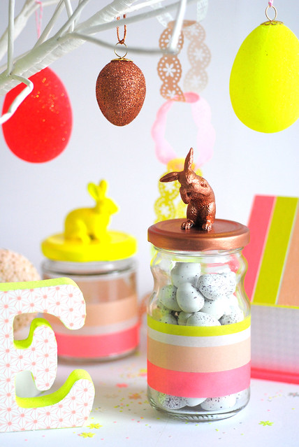 Bunny jars 2013