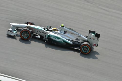 Lewis Hamilton - Mercedes AMG - 2013 FORMULA 1 PETRONAS MALAYSIA GRAND PRIX