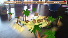 Table Mini Golf on PS Vita