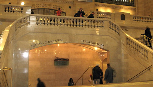 Grand Central - West Staircase