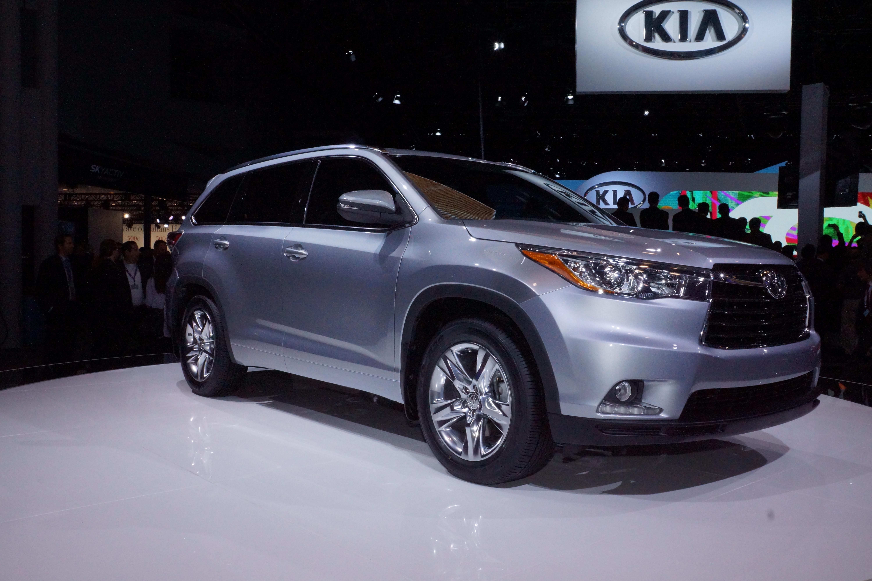 2014 - [Toyota] Highlander 8596413590_d4d5447fa3_o