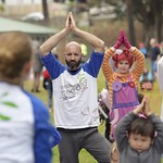 Planet Ark's 21st National Tree Day at Jubilee Park in Glebe on Sunday 31 July