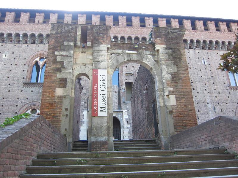 Pavia - Castello