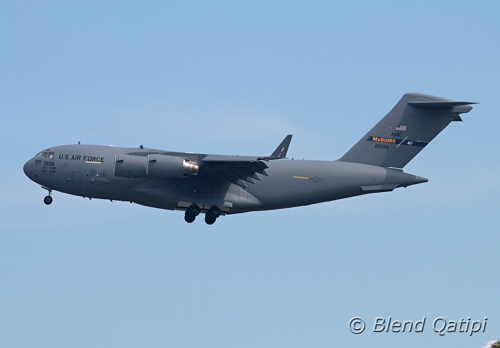 02-1098 - C17 - Air Mobility Command