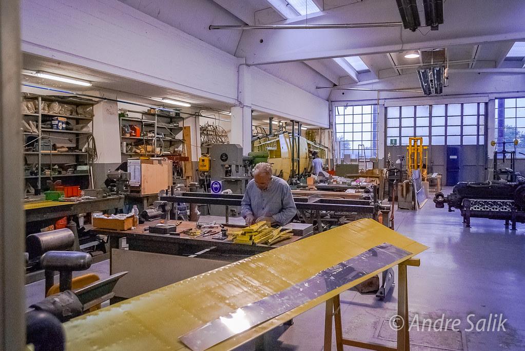 Авиационно-реставрационная мастерская  DSC_8037