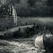 Mist On Loch Ard by .Brian Kerr Photography.
