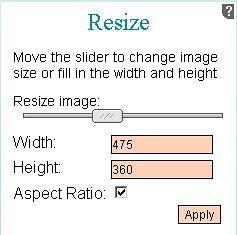 Redimensionr Imagens