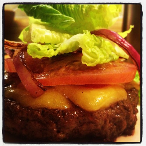 What is low carb diet, First burger back