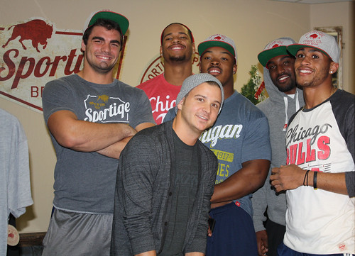2013 NFL Top Prospects With James Brehmer At Sportiqe