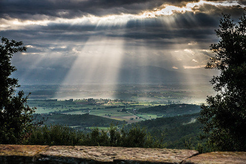 A Morning In Tuscany