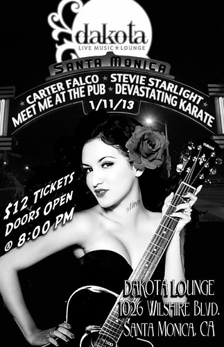 Meet Me at the Pub, Stevie Starlight, Carter Falco