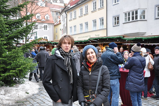 Chris Rapson and me at Landsberg