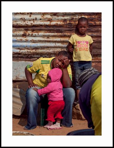 Soweto (3) by hans van egdom