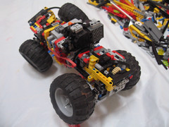 Mini 4x4: Small Trial Truck