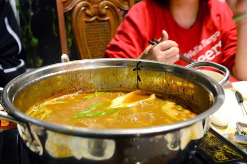 Sate Hot Pot