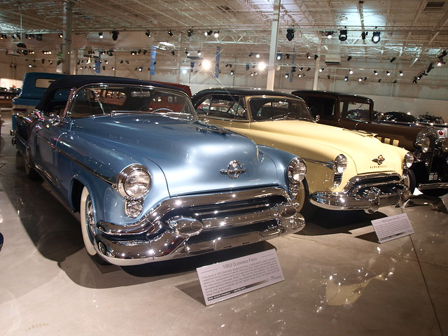 1950s Oldsmobiles