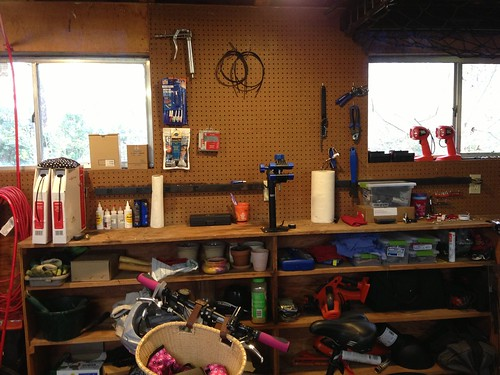 Shop Bike Area