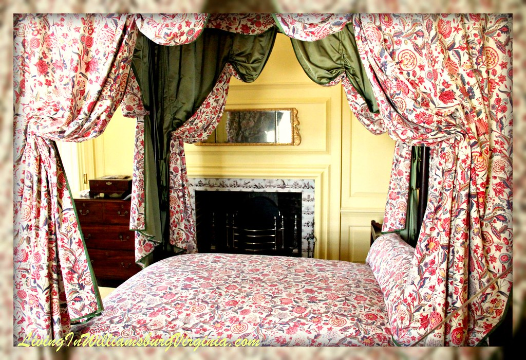 Governor's Palace Bedroom