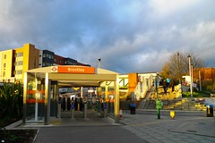 Picture of Brockley Station