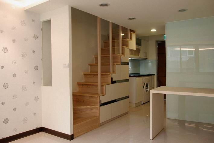 住宅設計 – 小坪數夾層空間設計1