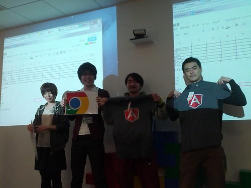 Angular.js Hackathon