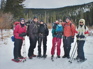 CMC Trailblazers on Lost Lake