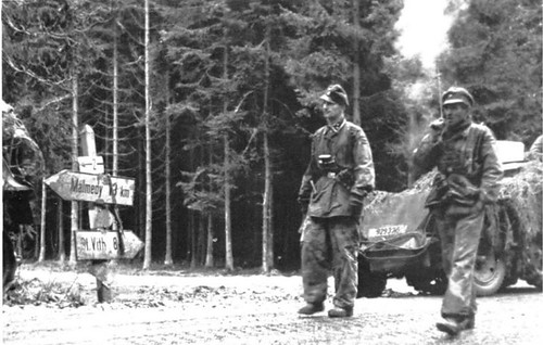 Sd.Kfz. 250/1 Ausf. A (neuer Art) leichte Schützenpanzerwagen