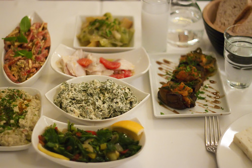 Meze by Lemon Tree, Istanbul Restaurant