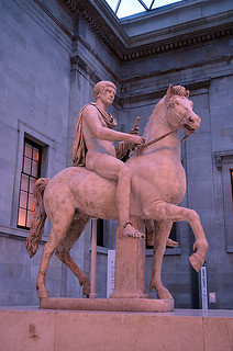 British Museum statue