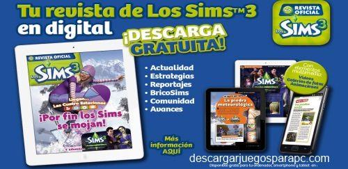 Revista Los Sims