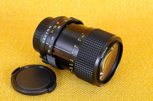 Minolta MD Zoom 35-70mm f3.5