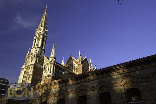 Parròquia de Sant Francesc de Sales, Barcelona