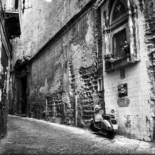 Napoli by Riccardo Rossi Filangieri