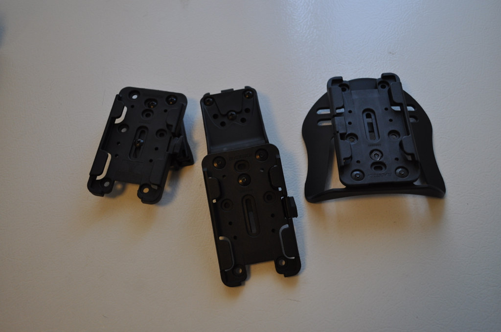 Photos Of Blade Tech Wrs Modular Holster With A Sig Mk25