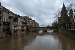 La Moselle - Pont des Roches