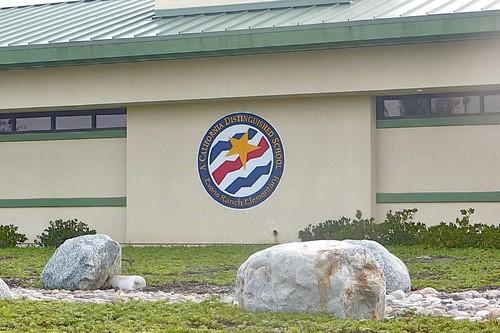 Evans Ranch Elementary School - CA Distinguished School